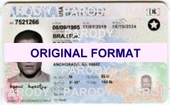 ALALSKA FAKE ID CARDS FAKE ALSKA DRIVERS LICENSE