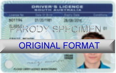 South Australia Fake ID