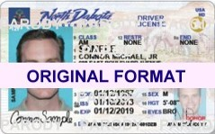 NORTH DAKOTA FAKE IDS SCANNABLE FAKE NORTH DAKOTA ID WITH HOLOGRAMS